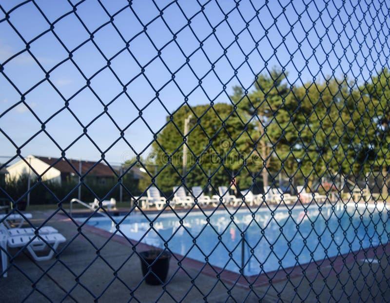 poolside image libre de droits