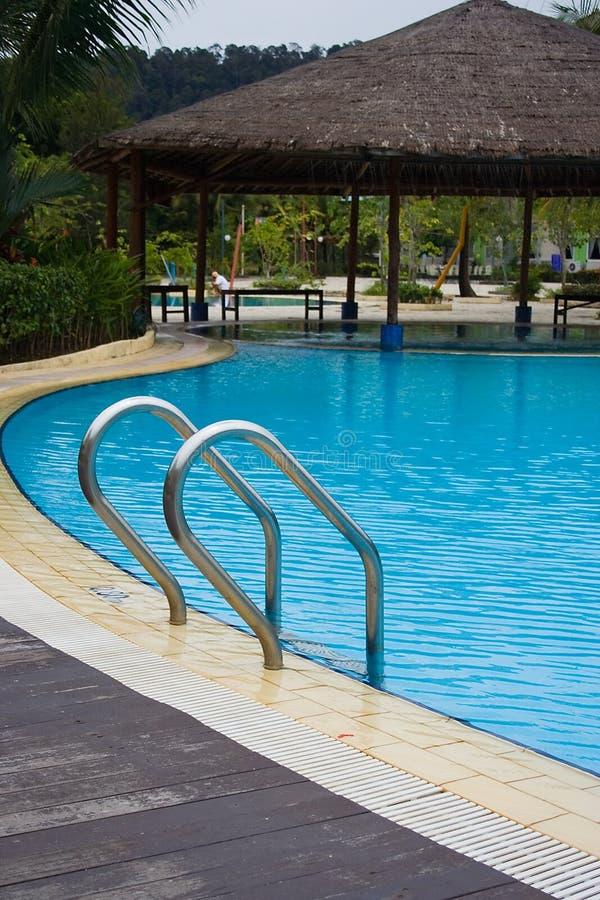 Download Poolside At Harris Resort, Batam Island, Indonesia Stock Photo - Image: 418320