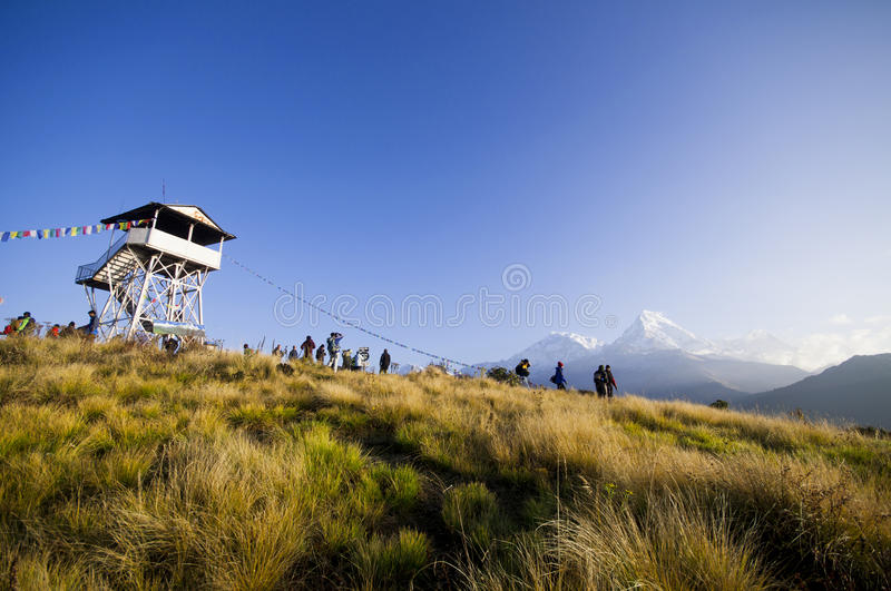 Poon Hill photos stock