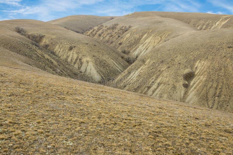 Poor barren land stock images