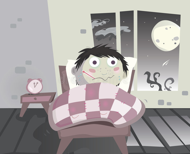 Download Poor boy stock vector. Image of cold, cartoon, black, baby - 8767729