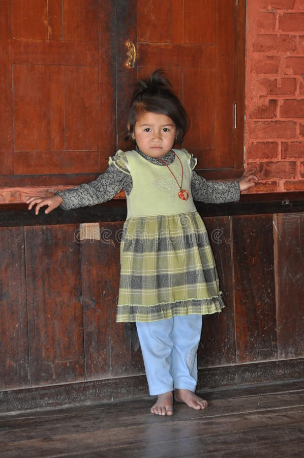 Download Poor child from Nepal editorial photography. Image of looks - 18882622