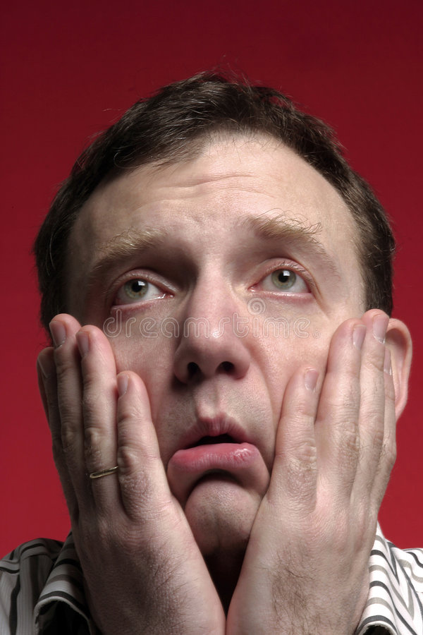 Poor Man Royalty Free Stock Photo