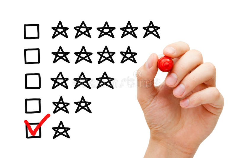 Download Poor Rating stock image. Image of mark, assess, comparison - 35549819