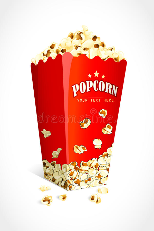 Download Pop Corn Royalty Free Stock Photography - Image: 24122707