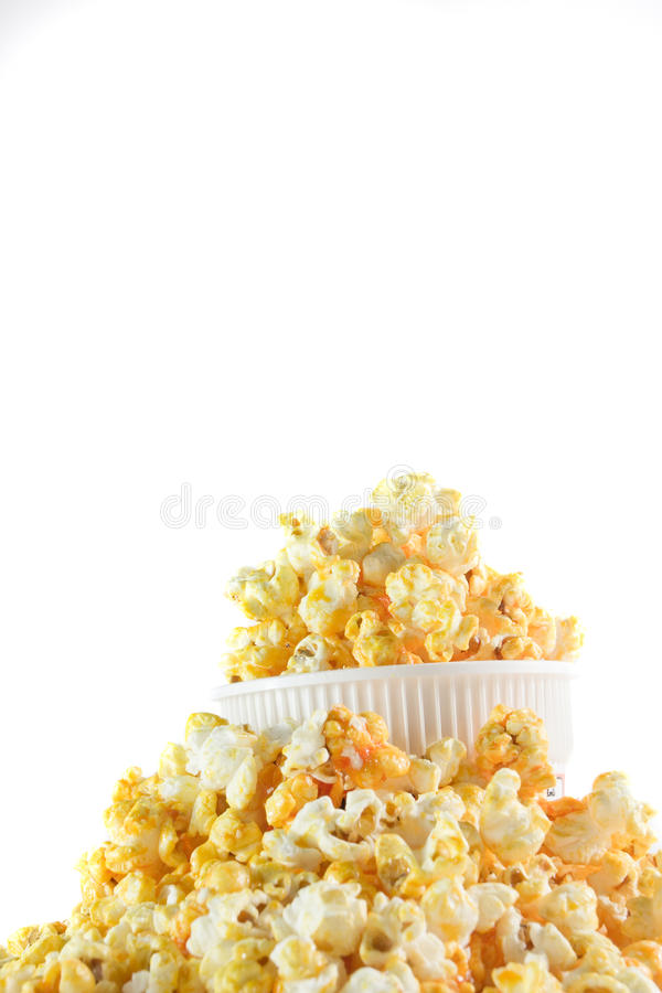 Download Pop Corn in box stock image. Image of background, natural - 23213525