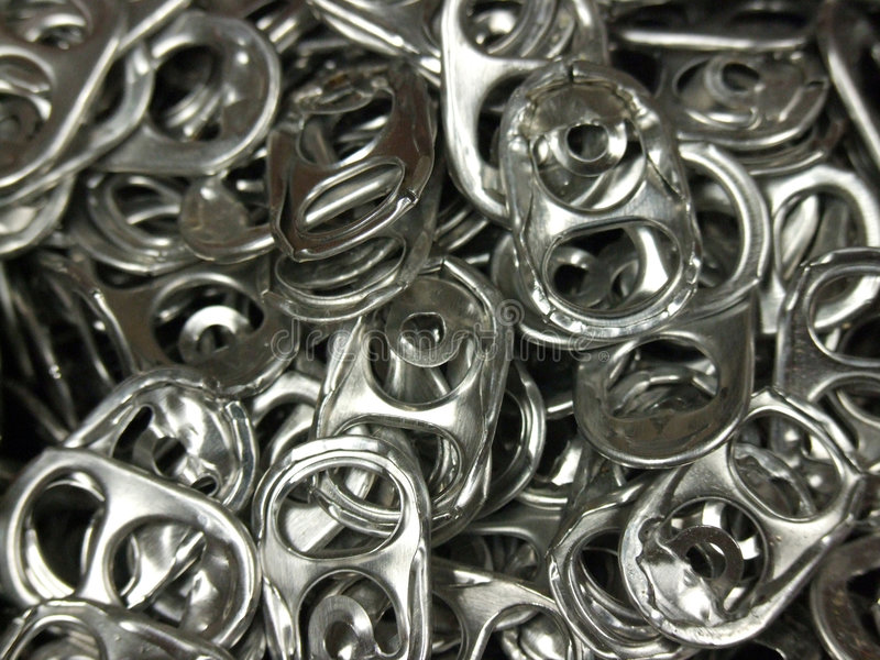 Download Pop Tabs stock photo. Image of cause, aluminum, contest - 4123680