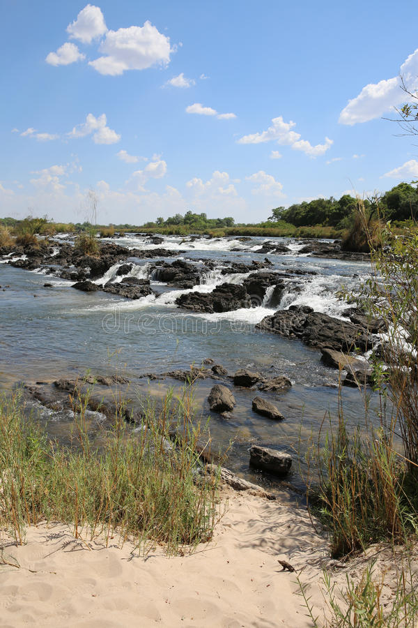 Download Popa Falls stock photo. Image of kavanko, africa, popa - 36086760