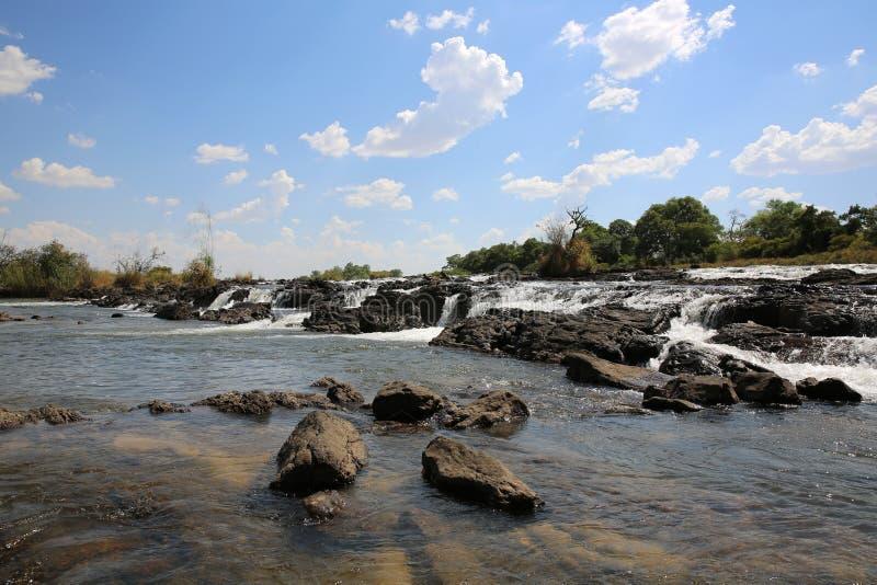 Download Popa Falls stock photo. Image of cascade, caprivi, national - 36086838