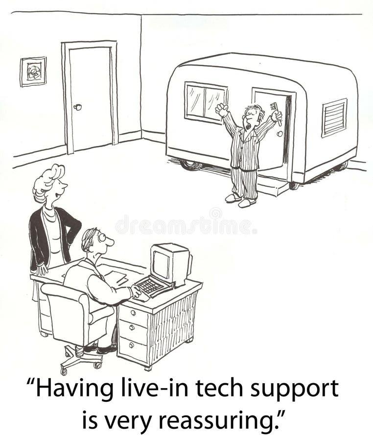 poparcie technika ilustracji