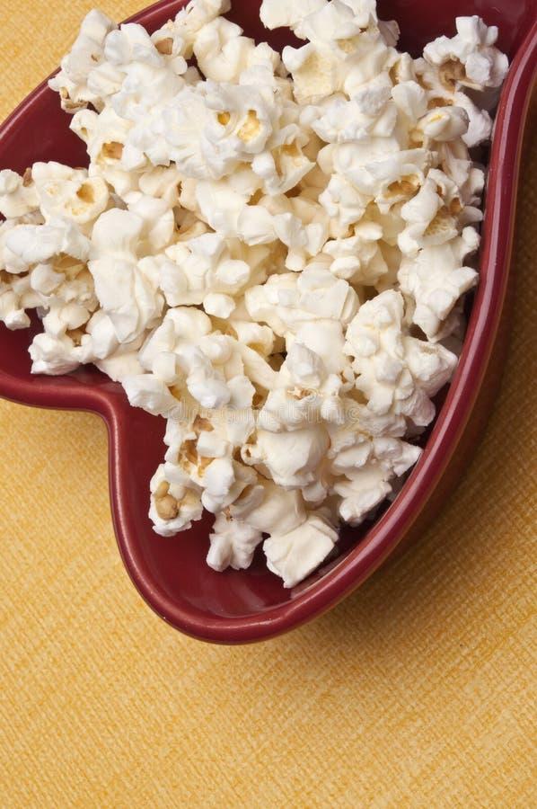 popcorn αγάπης στοκ φωτογραφίες με δικαίωμα ελεύθερης χρήσης