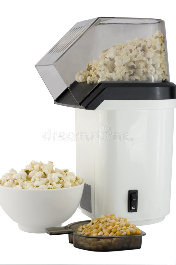 popcorn δημητριακών στοκ εικόνες με δικαίωμα ελεύθερης χρήσης