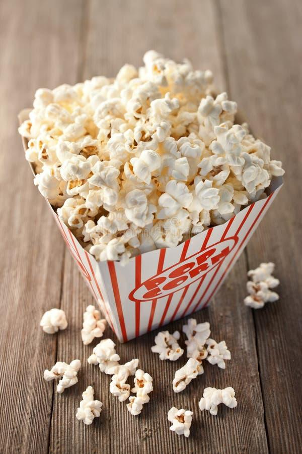 Popcorn κιβώτιο στοκ εικόνες