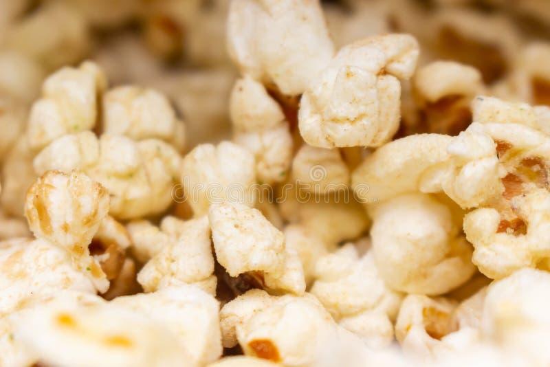 Popcorn τυριών στοκ φωτογραφία με δικαίωμα ελεύθερης χρήσης