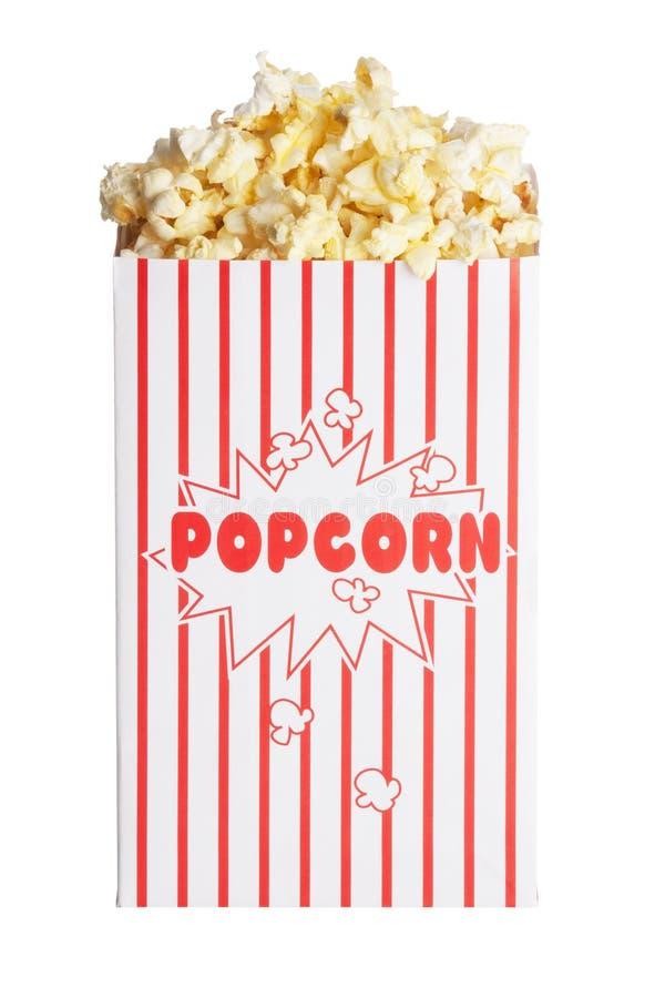 Popcorn stockfoto