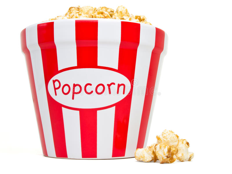 Download Popcorn stock photo. Image of color, bucket, crunchy - 17418068