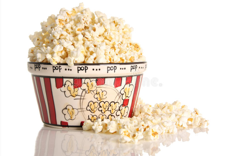 Download Popcorn stock image. Image of health, snack, healthy - 18365025