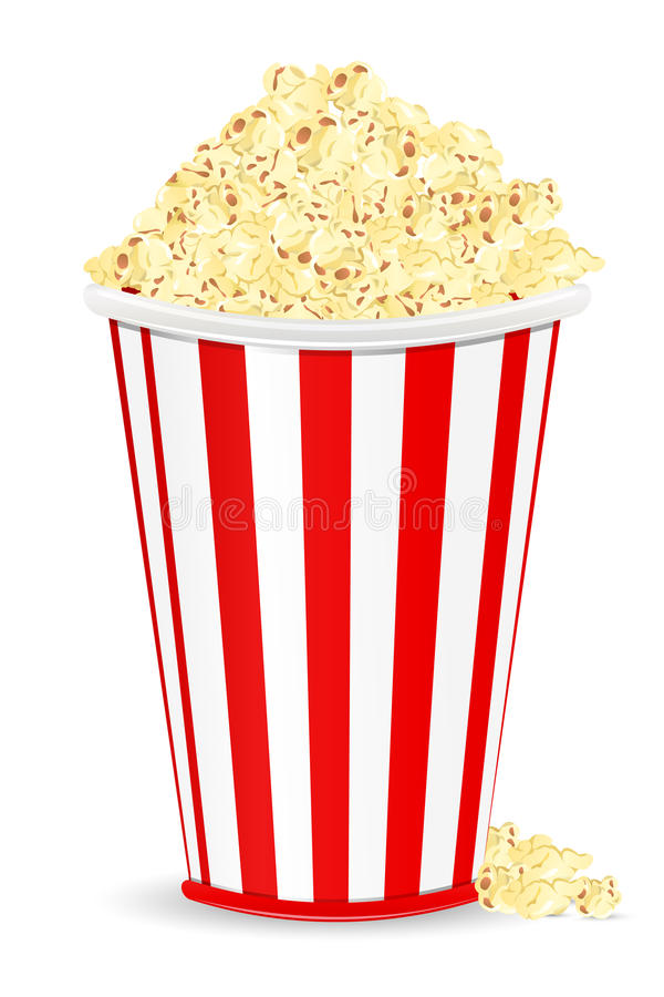 Free Popcorn Royalty Free Stock Photography - 22318897