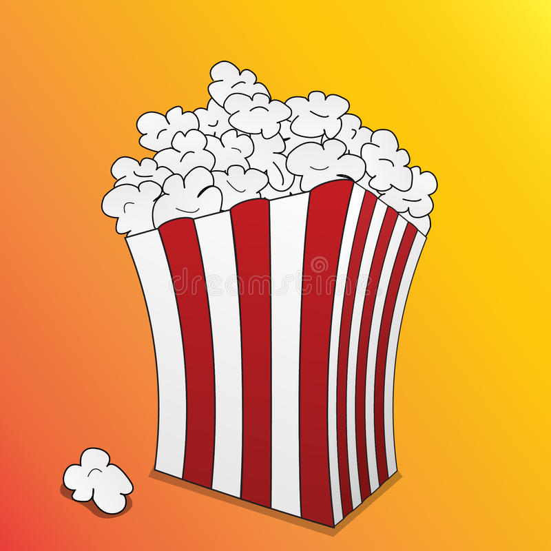 Download Popcorn Stock Photo - Image: 23190600