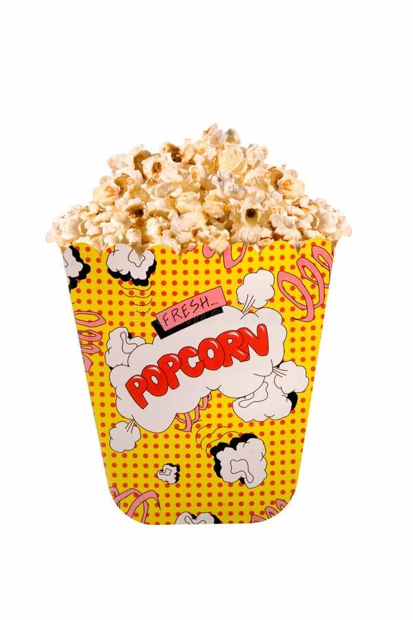 popcorn 免版税库存照片