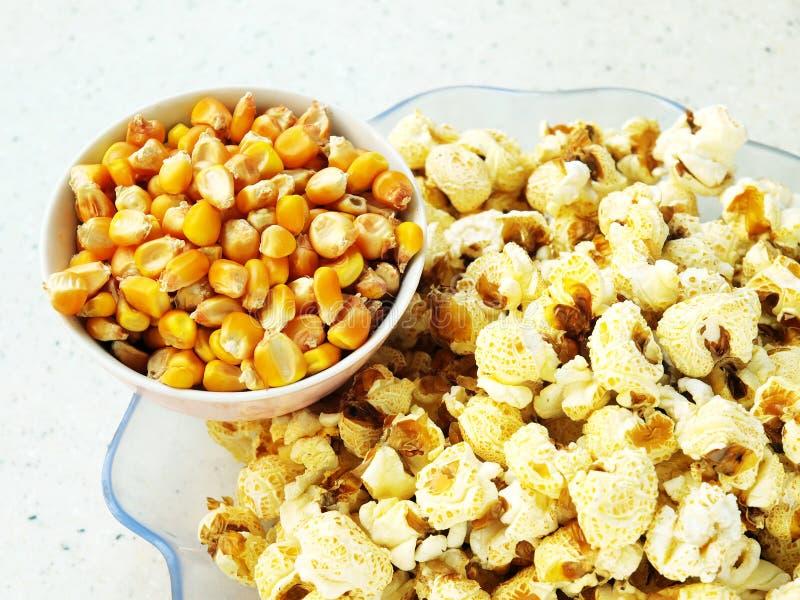 Download Popcorn stock image. Image of roast, sweet, corn, food - 28185075