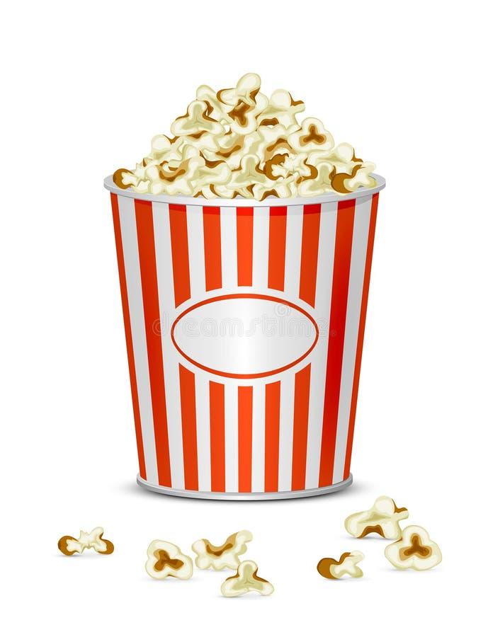 Popcorn ελεύθερη απεικόνιση δικαιώματος