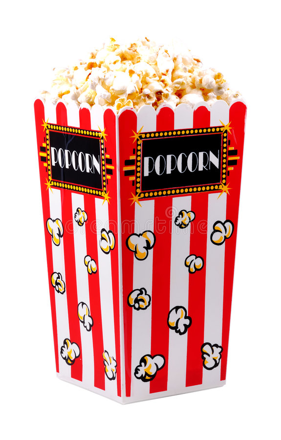 Popcorn royalty free stock image