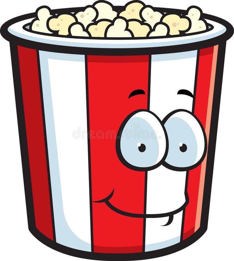 Popcorn royalty illustrazione gratis