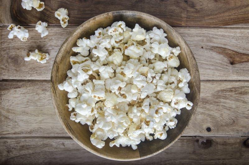 Popcorn royaltyfria foton