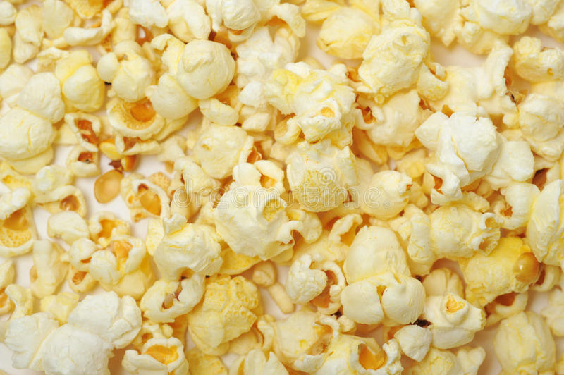 Download Popcorn  close up stock photo. Image of popcorn, entertainment - 11334538