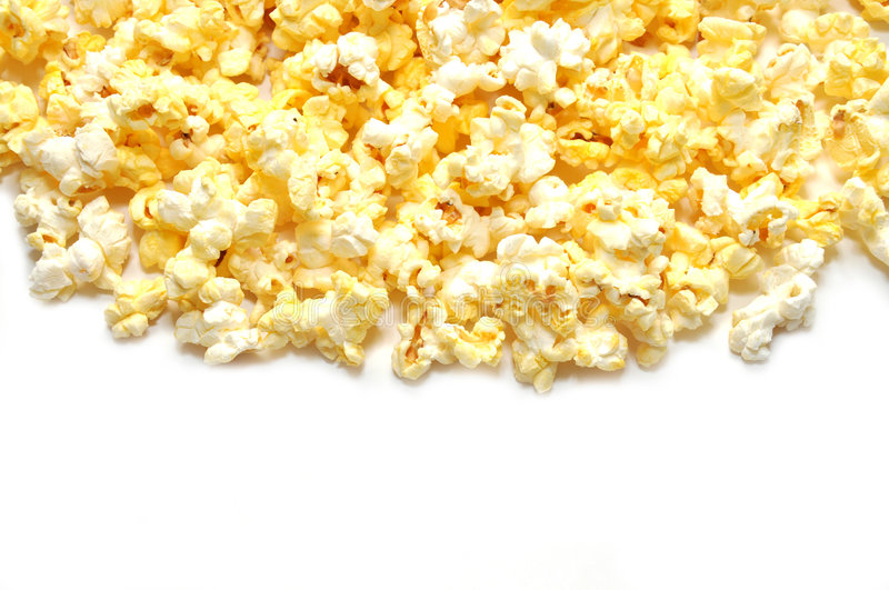 Download Popcorn with Copy Space stock photo. Image of popcorn - 8929346