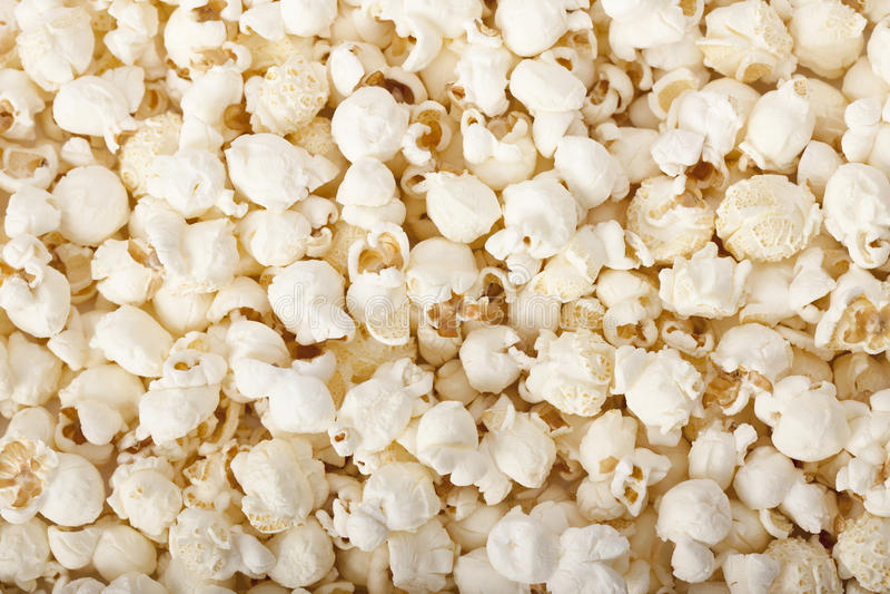 Popcorn fresco fotografia stock