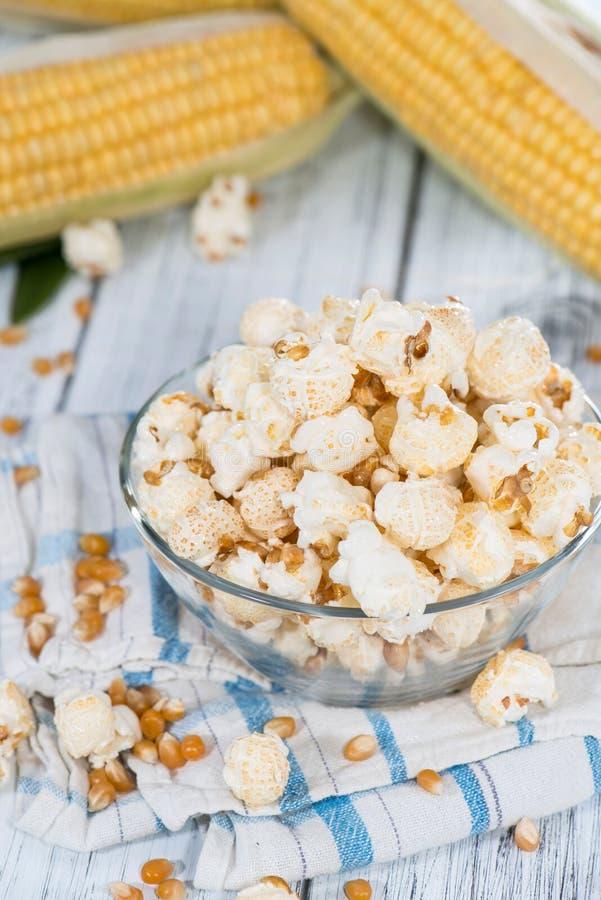 Popcorn fresco fotografia stock libera da diritti