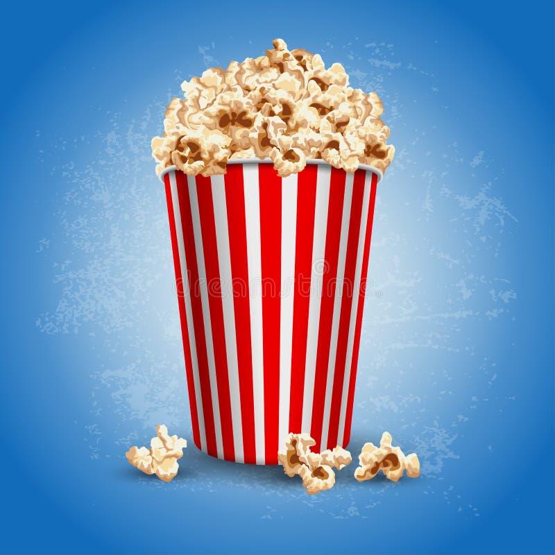 Popcorn vector illustration