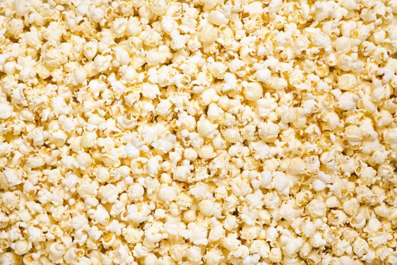 Popcornhintergrund lizenzfreie stockfotos
