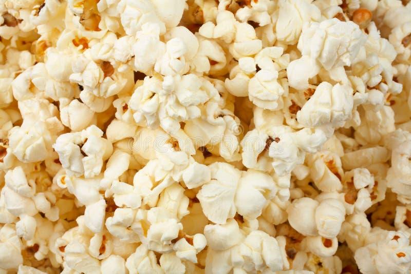 Popcornhintergrund lizenzfreie stockfotografie