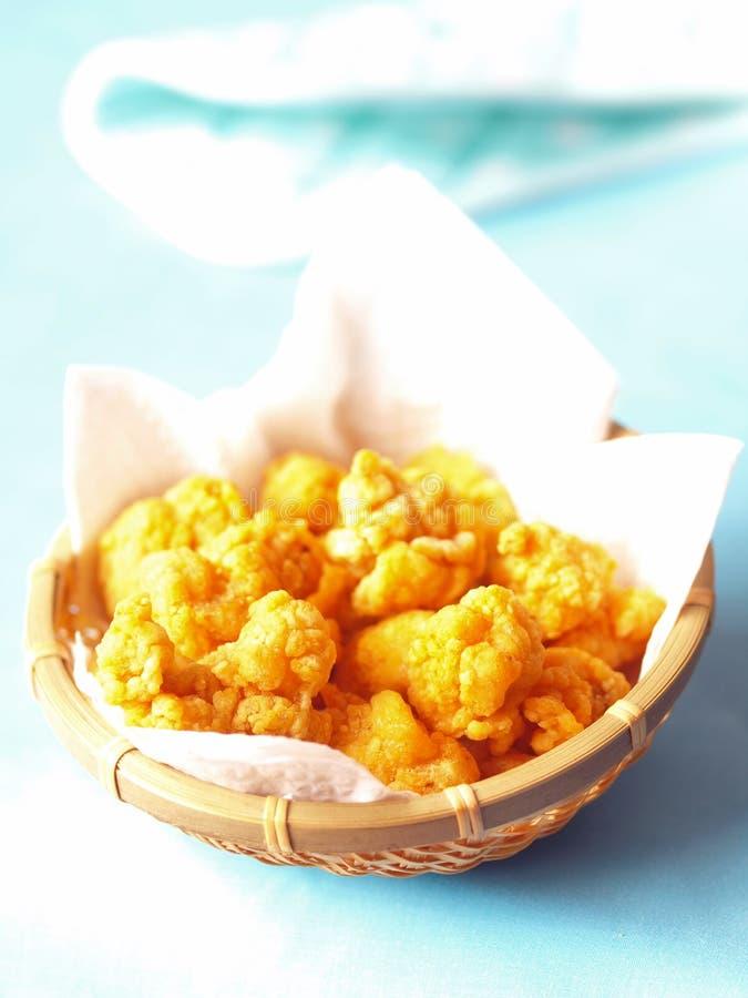 Popcornhuhn stockbild
