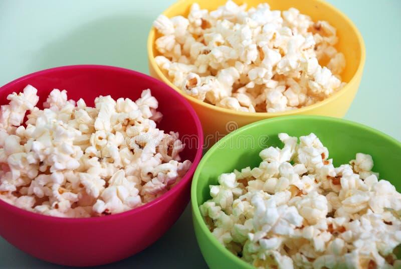 Popcorns2 fotos de archivo libres de regalías