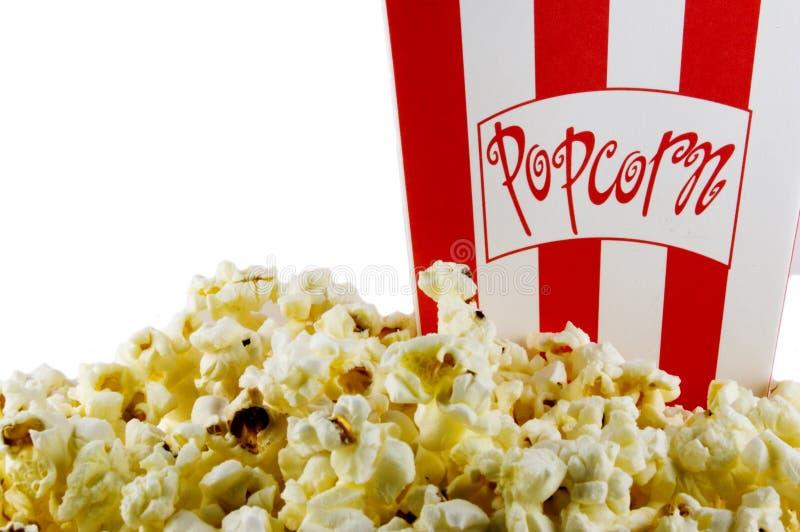 popcornu filmu zdjęcia royalty free