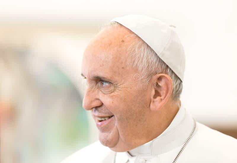 Pope Francis zdjęcia royalty free