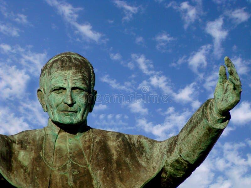 Pope John Paul Ii foto de stock royalty free