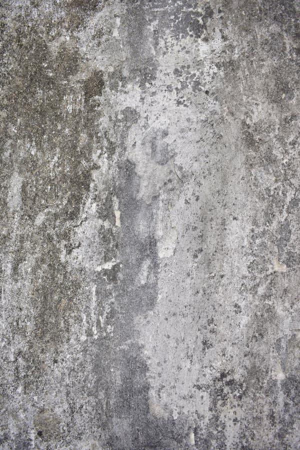 Popielata betonowej ściany tekstura, abstrakcjonistyczny tło wzór obraz royalty free