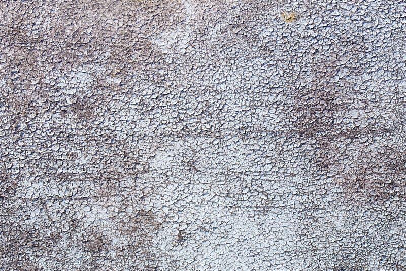 Popielata chrupot ściany tekstura, koloru chrupotu tło fotografia stock