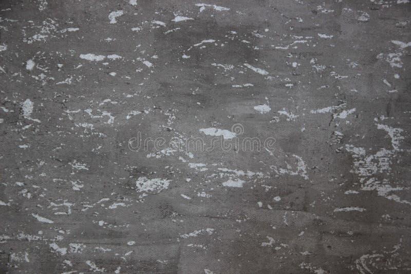 Popielata i Biała ściana zdjęcie stock