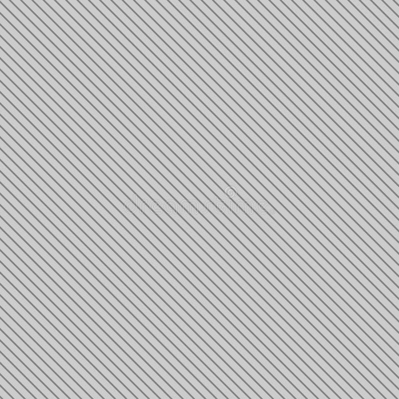 popielatego bielu diagonalnych linii tła deseniowy wektor ilustracja wektor