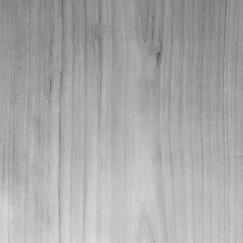 Popielatej drewnianej tekstury deski pustej powierzchni błyszczący drewniany dla backgroun fotografia royalty free