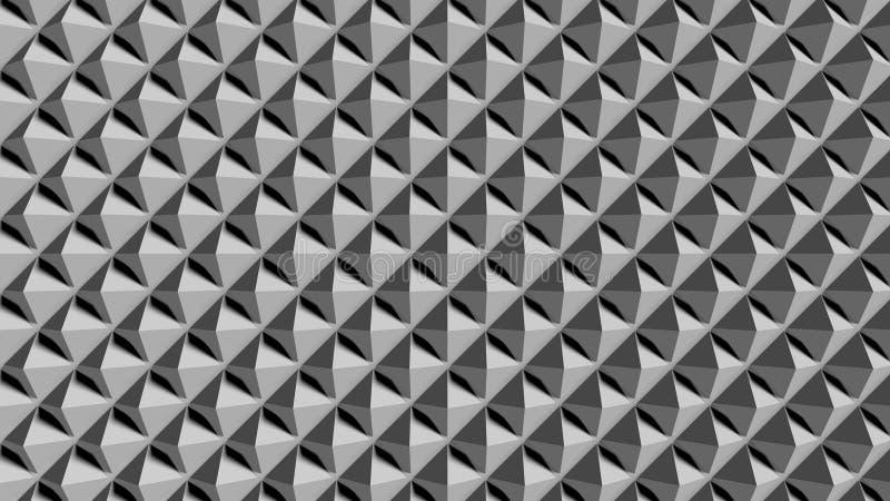 Popielaty abstrakcjonistyczny ulgi powierzchni tło ilustracji