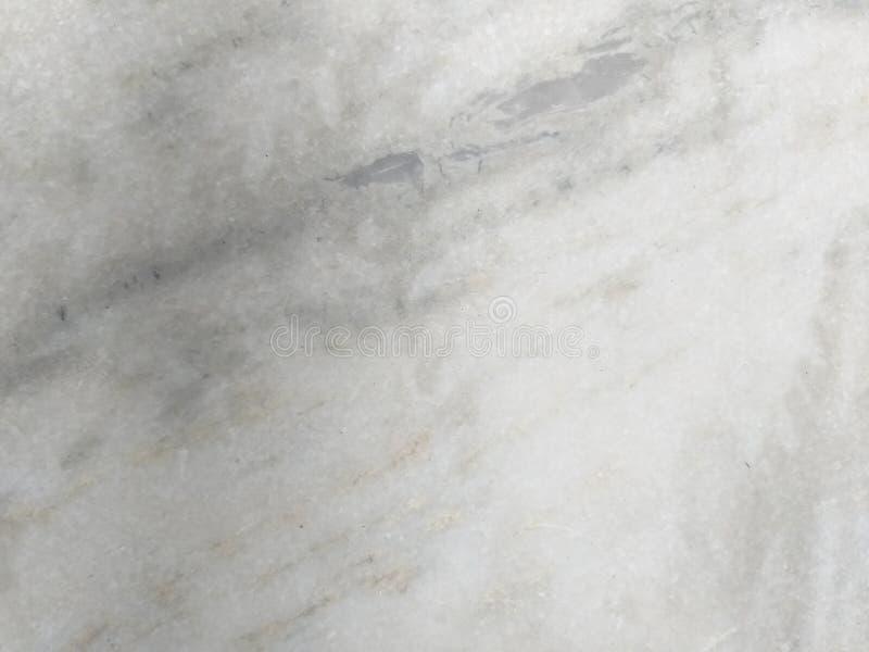 Popielaty & Biały marmur obraz royalty free