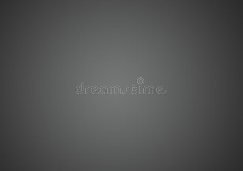 Popielaty chalkboard tło z gradientem zdjęcia royalty free