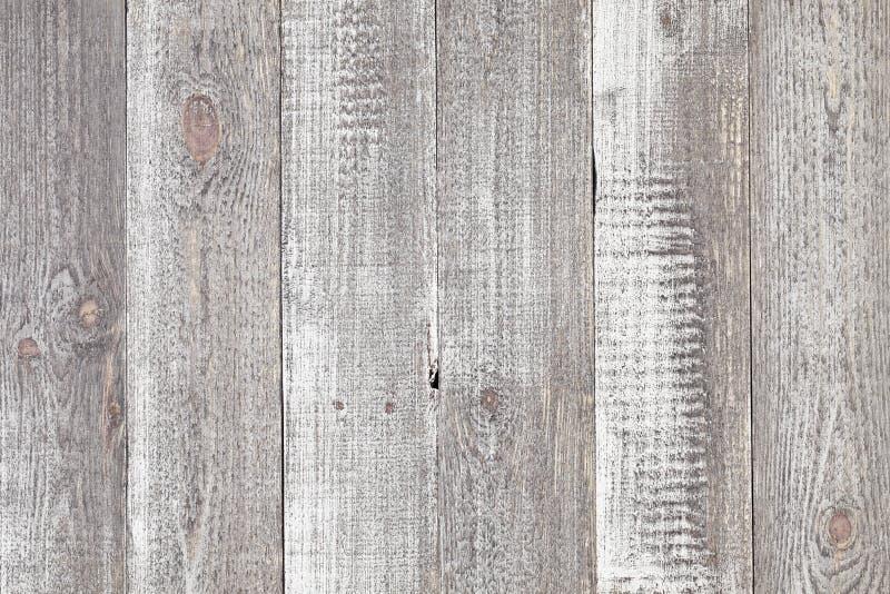 Popielaty drewniany stołowy tło Zamyka up wieśniaka drewna popielaty stół fotografia royalty free